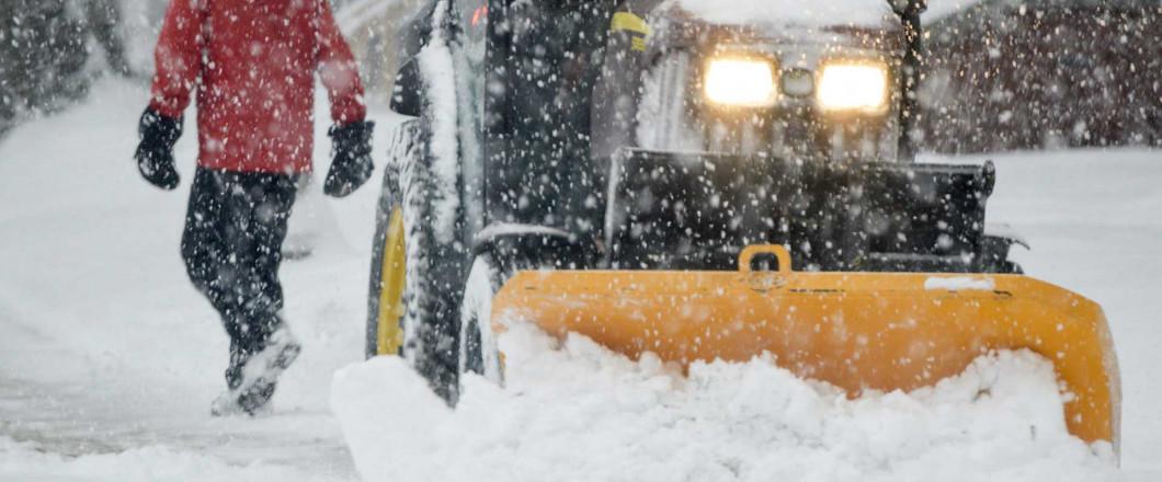 Say Goodbye to Icy Walkways